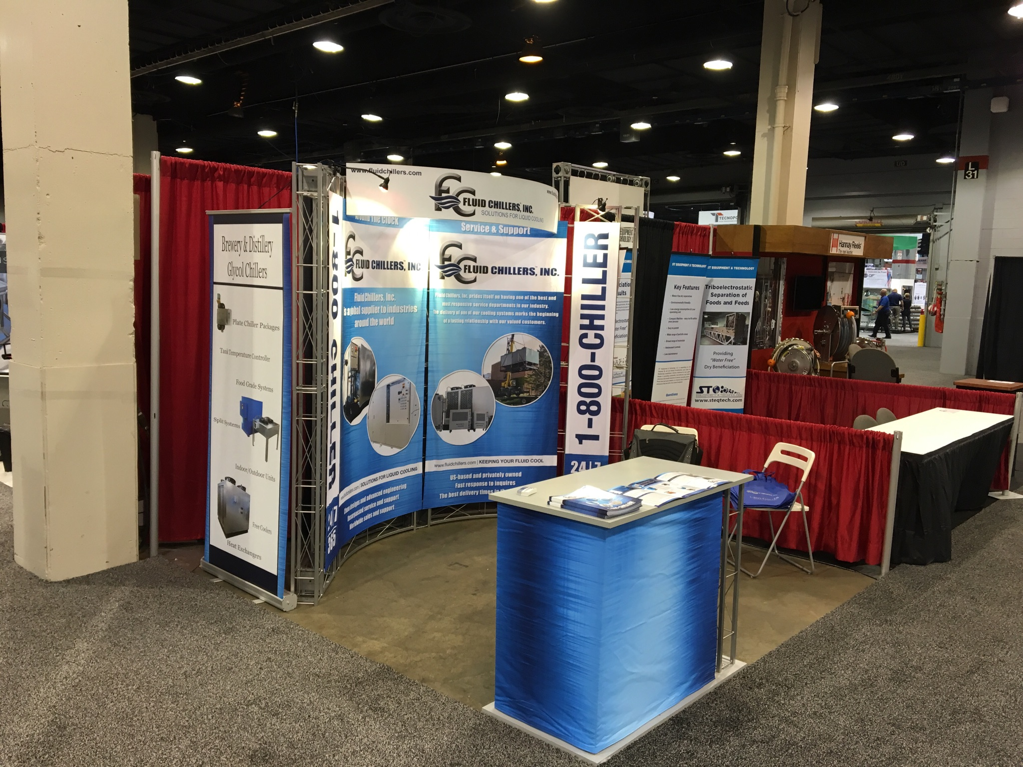 Booth_at_The_Process_Expo_In_Chicago